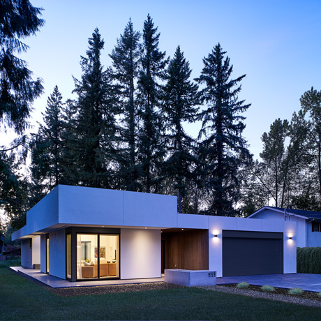 Edal Residence - Fort Langley
