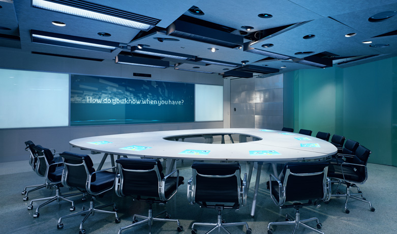IBM collaboration room