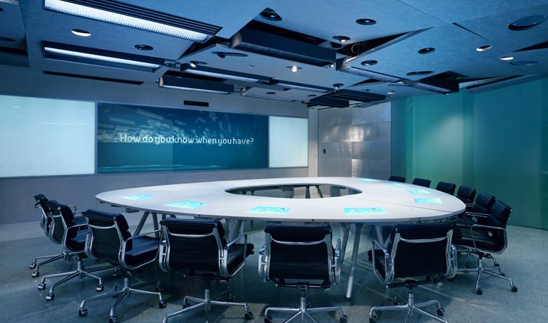 IBM collaboration room