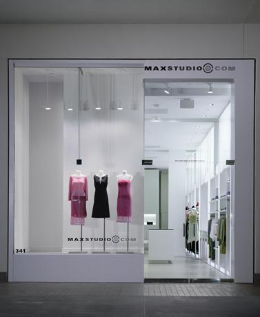 Max Studio San Diego storefront
