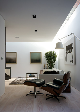 Mayfair living room
