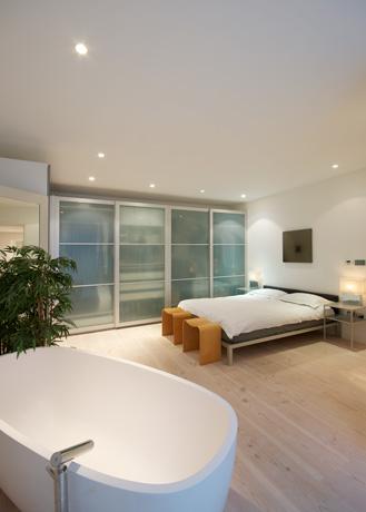 Mayfair master bedroom